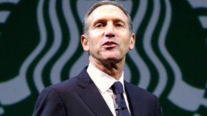Conservative Boycott, Starbucks, Howard Schultz