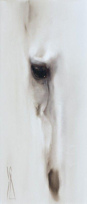 Lovely horse painting! Katja Hannula - Gallery
