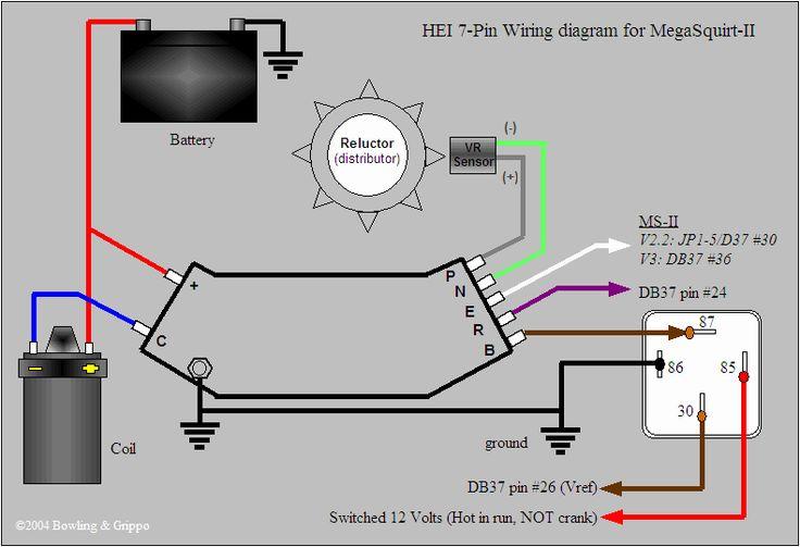 Image result for gm hei distributor ignition ...