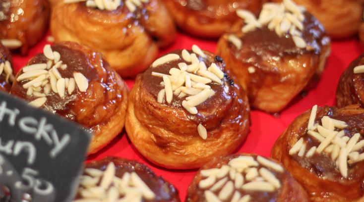 Provisions (famous for sticky buns) | 65 Buckingham St, Arrowtown