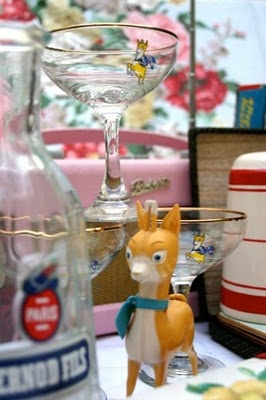 Hey! I'd love a Babycham...