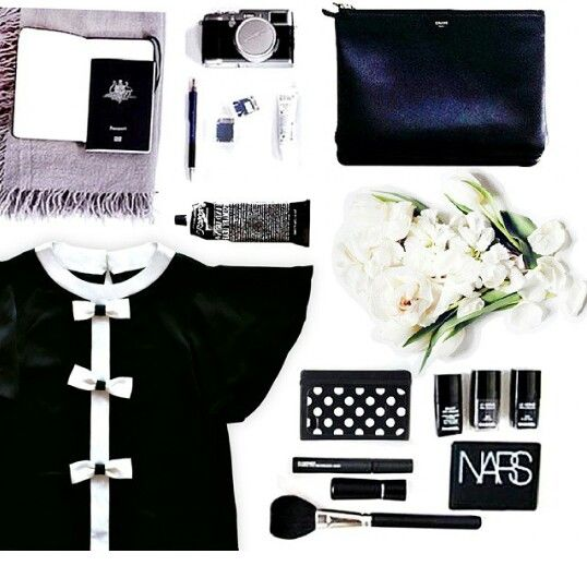 Regatta Top is our monochrome darling of the season!  Shop now at www.jolie-clothing for more speedy & hustle-free experience  #monochrome #flatlay #blackandwhite #bw #ootd #jakarta #indonesia #localbrand #IAmJolie