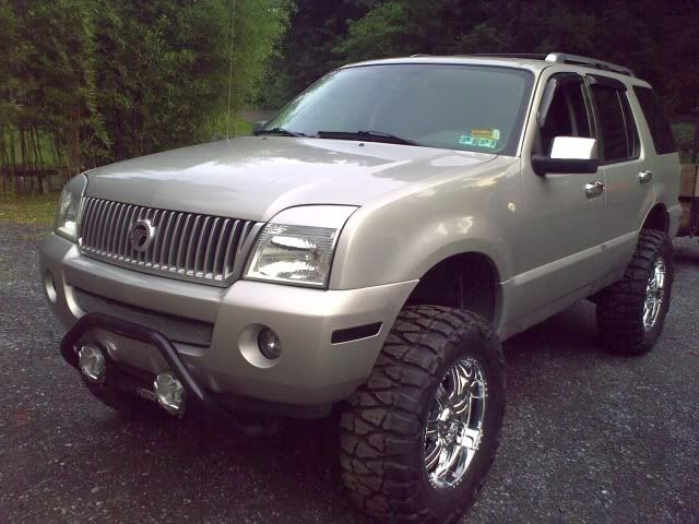 Roadbully 3rd Gen Lift Mountaineer