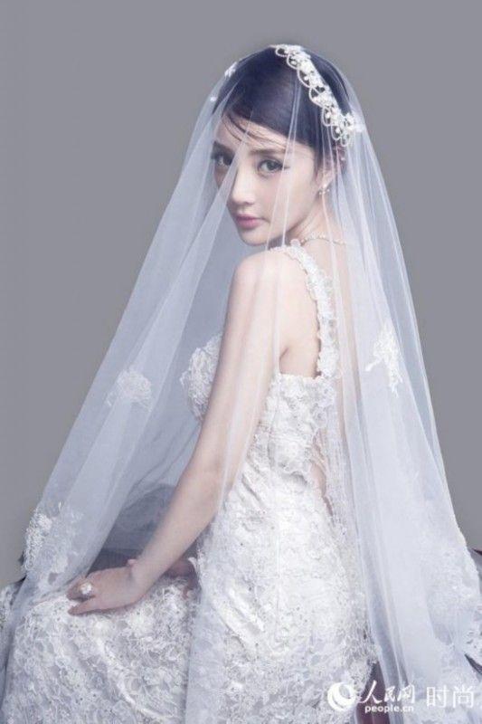 结婚照是永远最美的!!!这些大明星的婚纱照你看过吗?真的太美了!根本就是公主!