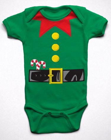 Body Ajudante de Papai Noel