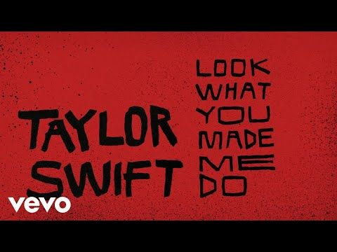 Look What You Made Me Do - Traduction en Français - Taylor Swift  | Paroles Musique