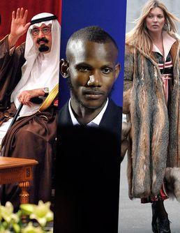 Les 10 images de la semaine : la mort du roi Abdallah, la naturalisation de Lassana Bathily et Kate Moss à la Fashion Week