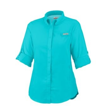 Columbia® Tamiami™ II Shirts for Ladies - Long Sleeve .  I love Columbia shirts because they don't wrinkle and are so easy to wash, dry, wear and they keep me cool.