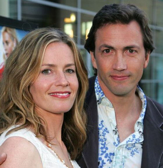 Sister and Brother, Elizabeth Shue and Andrew Shue
