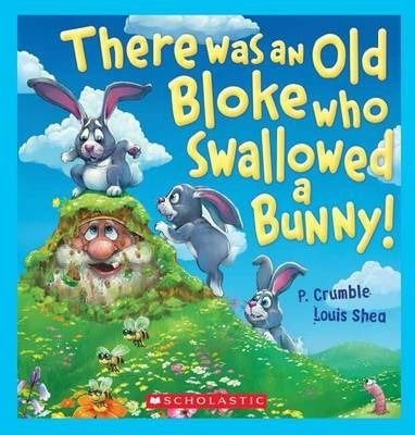 (Own) There was an old bloke who swallowed a bunny P Crumble (rabbit) song music