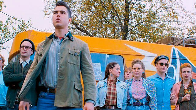 """""""Pride"""" (2014): Based on the true story of British gay activists who show…"""