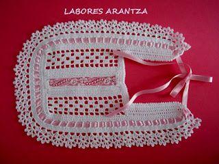 Las 25 mejores ideas sobre mante de croch de beb en - Labores de crochet para bebes ...
