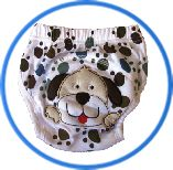 Our new Dog Training Pants (available in small, medium or large)