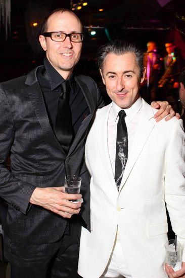Grant Shaffer and Alan Cumming married in 2012