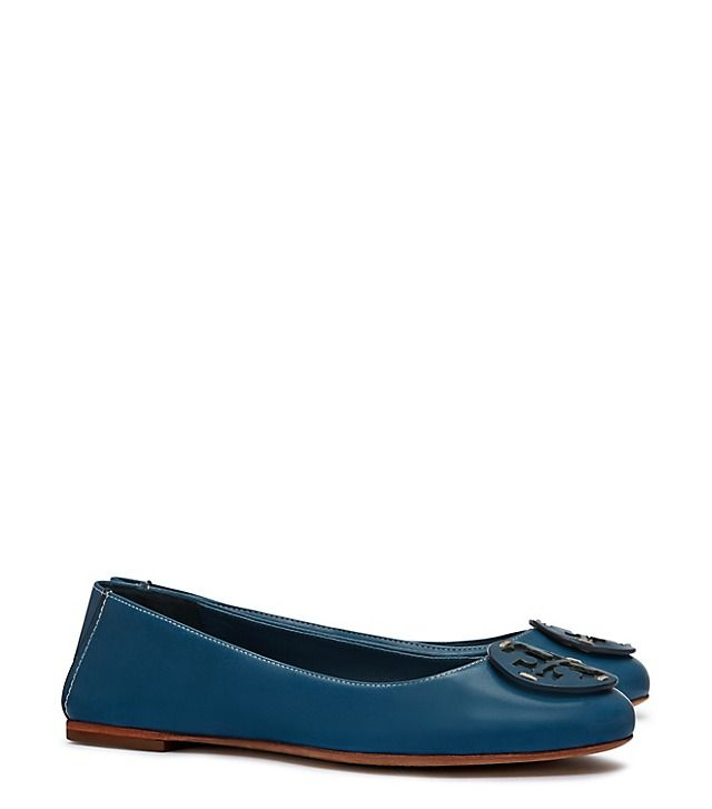 Visit Tory Burch to shop for Reva Deconstructed Ballet Flat and more Womens  Shoes. Find designer shoes, handbags, clothing & more of this season's  latest ...