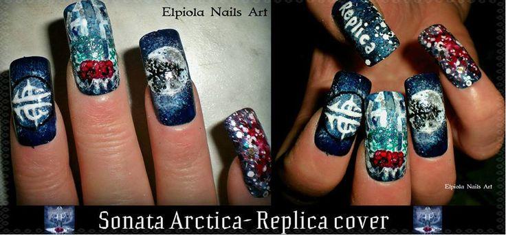 Sonata Arctica nails!