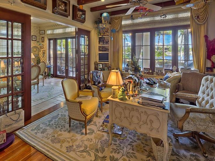 Best Dream House Images On Pinterest Fort Lauderdale - Before and after from a mediterranean house fort lauderdale