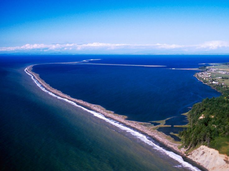 Dungeness Spit, Washington State...amazing hike to the ...