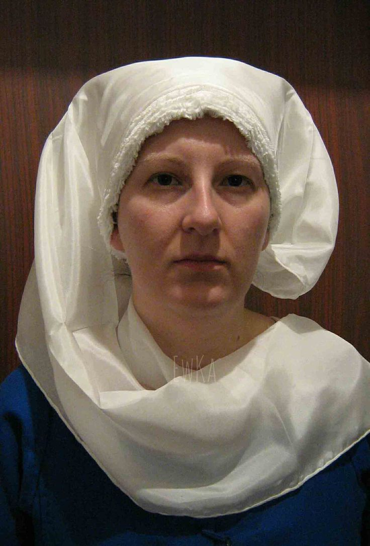 Late Medieval Headwear Costumes Made By Me Medieval
