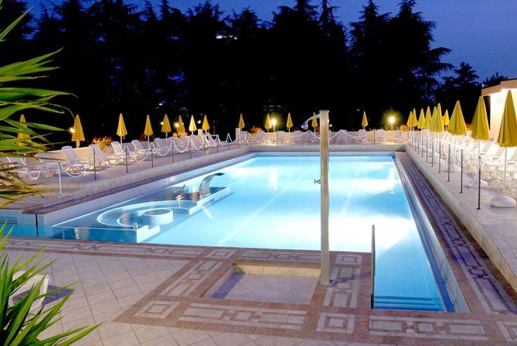 cure effectuée en 2014 dans cet hôtel (Hôtel Venezia)
