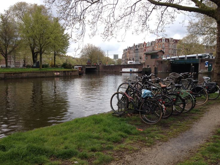 Amsterdam and Bicycles
