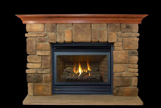 Stone Fireplace Designs Of Natural Stone Patthar Stone