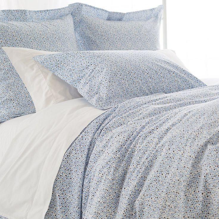 Confetti French Blue & Indigo Bedding design by Pine Cone Hill