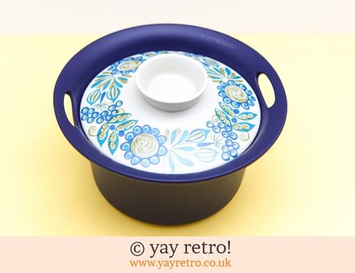 Tor Viking, Figgjo Flint: Figgjo Flint Casserole Dish (£27.50)