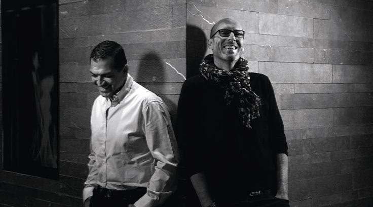 Shahe Kalaidjian & Christophe Pillet