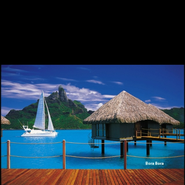 Tahiti Thatched Roof, Buckets Lists, Favorite Places, Dreams Vacations, The Ocean, Places I D, French Polynesia, Best Quality, Borabora