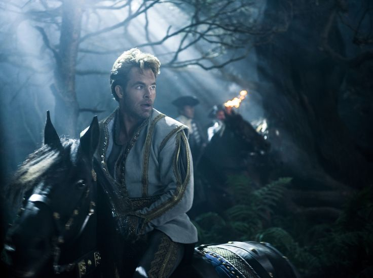 Walt Disney Studios has released new images from the set of Into the Woods and we are too impatient to wait until December to see the film, so we're packing up and moving to said woods immediately.