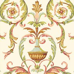 Thibaut Residence - Valencia - Wallpaper - Cream