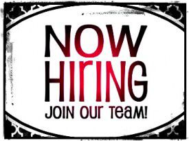Salon is hiring need license can help you get them