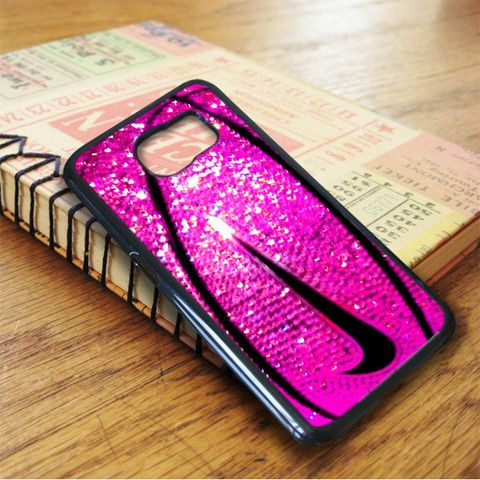 Nike Glitter Basketball Samsung Galaxy S7 Case
