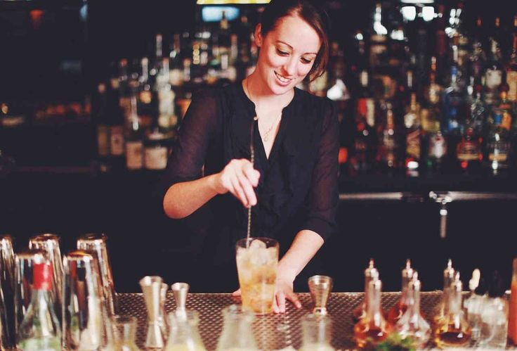 16 Female Bartenders You Need to Know in LA - Thrillist