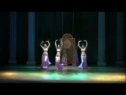 восточный танец ягазали(постановка Стрельченко) - YouTube