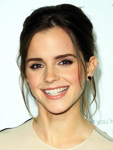 ヌーディメイクで洗練顔 エマ・ワトソン(Emma Watson)