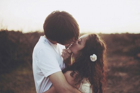 Chin-tilt: Teenage Dreams, A Kiss, White Flowers, Heart, Engagement Photos, Photos Shoots, Engagement Pics, Sweet Kiss, Feelings