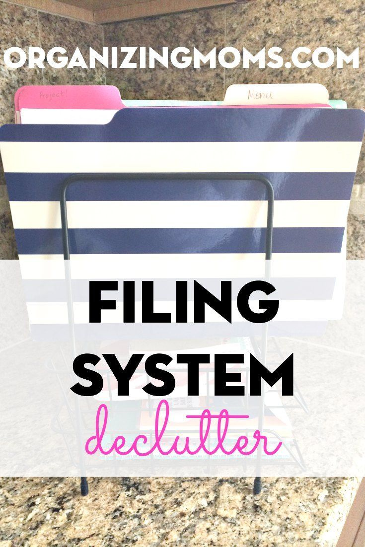 104 best FILING SYSTEM images on Pinterest | Organization ideas ...