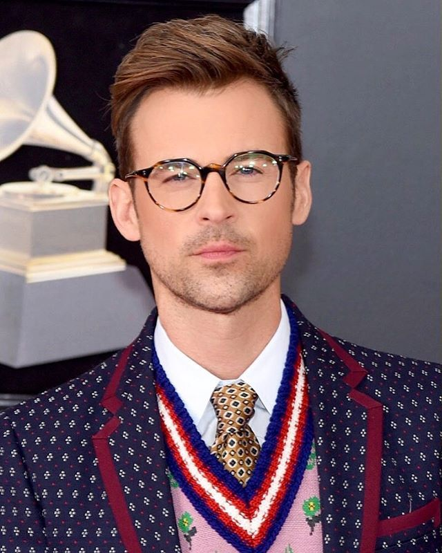 a94f692f23a3 WEBSTA  bradgoreski New glasses who dis  👓 oliverpeoples Frame  OP-L 30th