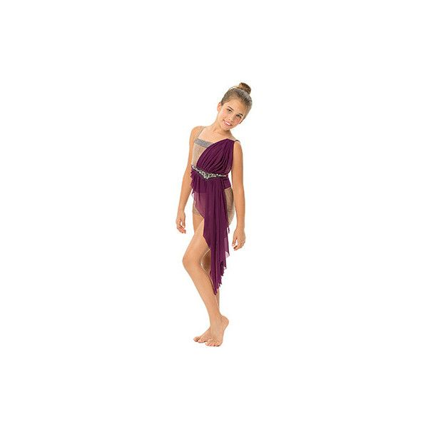 Reverence Dance Apparel: Costumes: Lyrical ❤ liked on Polyvore featuring costumes, dance, purple costume, ballet costumes, purple halloween costumes, ballerina costume and ballerina halloween costume