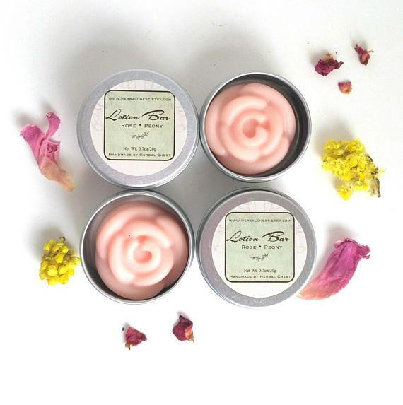Solid Lotion  Lotion Bar  Shea Butter Lotion Bar  All