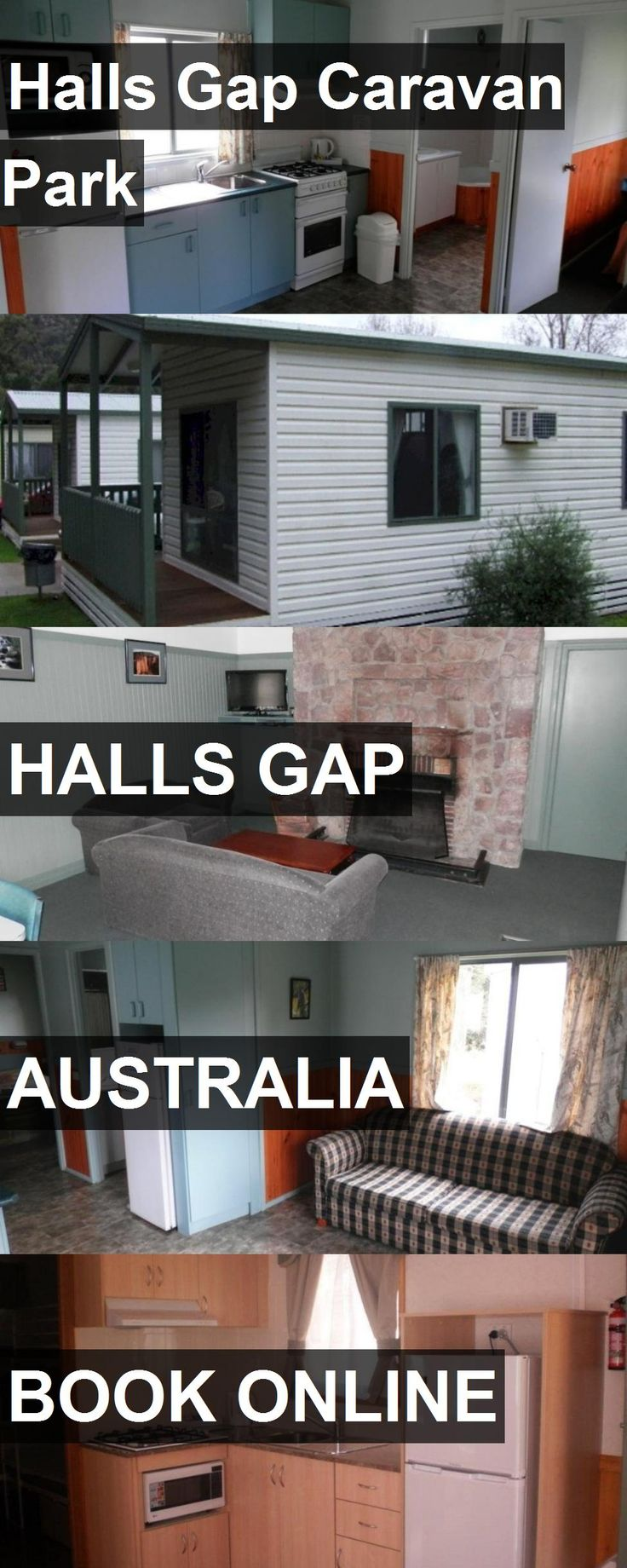 Hotel Halls Gap Caravan Park in Halls Gap, Australia. For more information, photos, reviews and best prices please follow the link. #Australia #HallsGap #travel #vacation #hotel