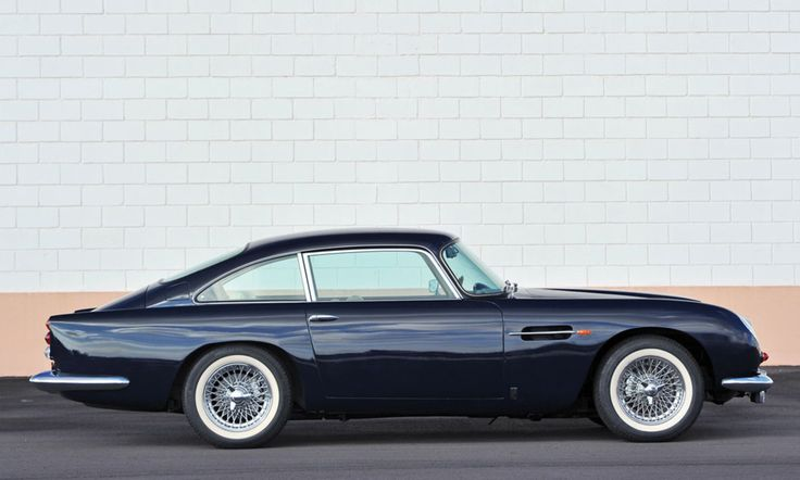 Automobile Porn: A (Almost) Million Greenback Aston Martin. A timeless icon.