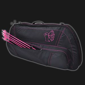 Shoot Like a Girl Bowcase