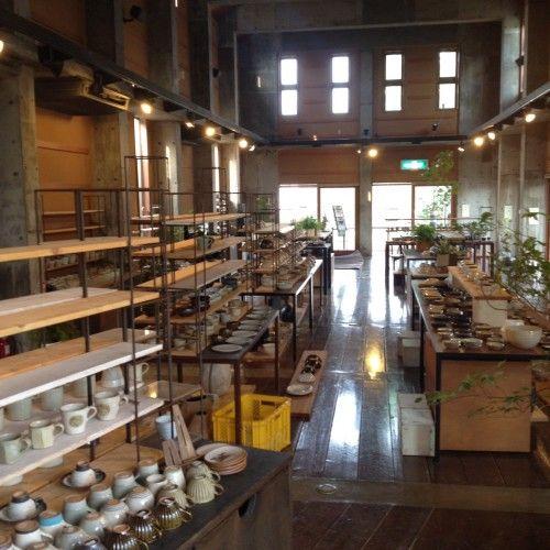 Toseki pottery at Amakusa Maruo   Kumamoto