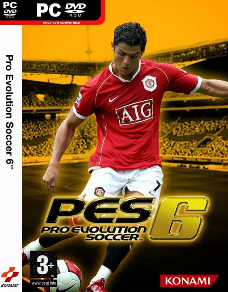 Pro Evolution Soccer 6 [PC] [Torrent]