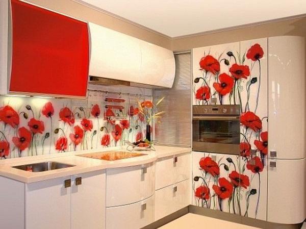 modern kitchen interiors and decorating ideas