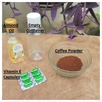 Homemade Caffeine Eye Serum To Treat Dark Circles and Wrinkles – Diy Remedies
