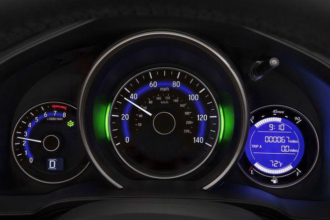 2015 Honda Fit.